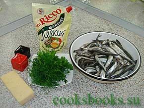 Продукты для рецепта, фото